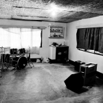 Kitchen and Rehearsing Space